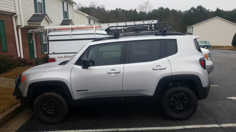 Jeep Renegade Forum Roof Basket
