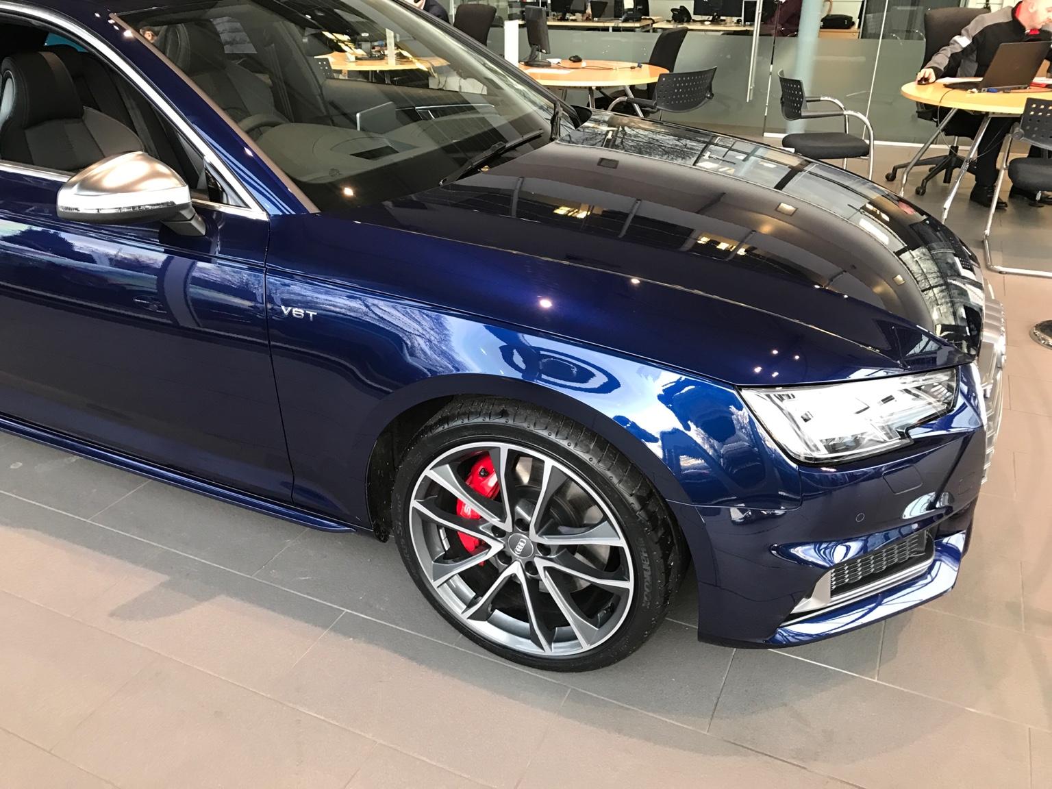 New Audi A5 S5 Picture Thread Audi Sport Net