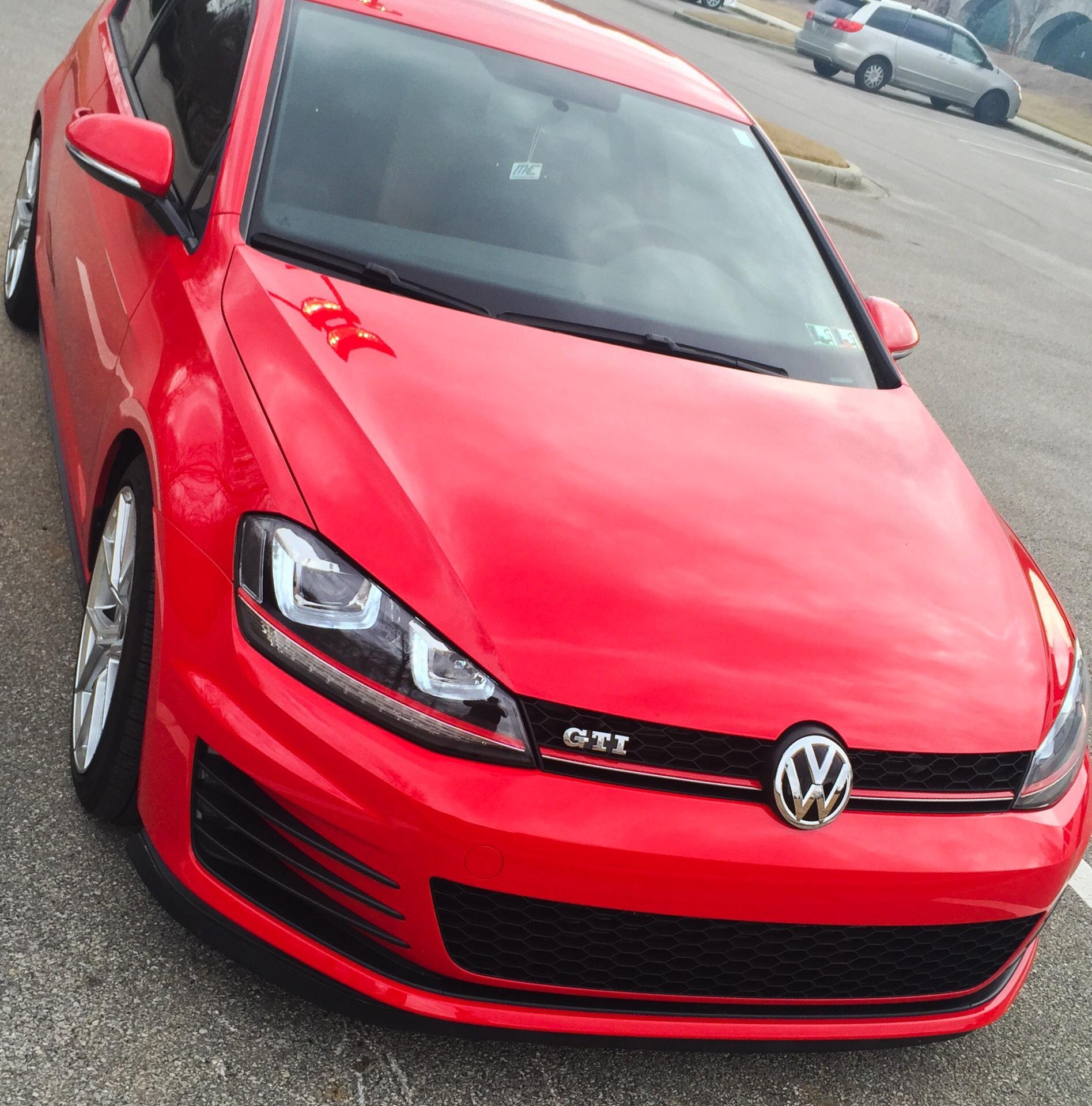 Volkswagen Dealers In Maine: Official Tornado Red GTI / Golf Thread