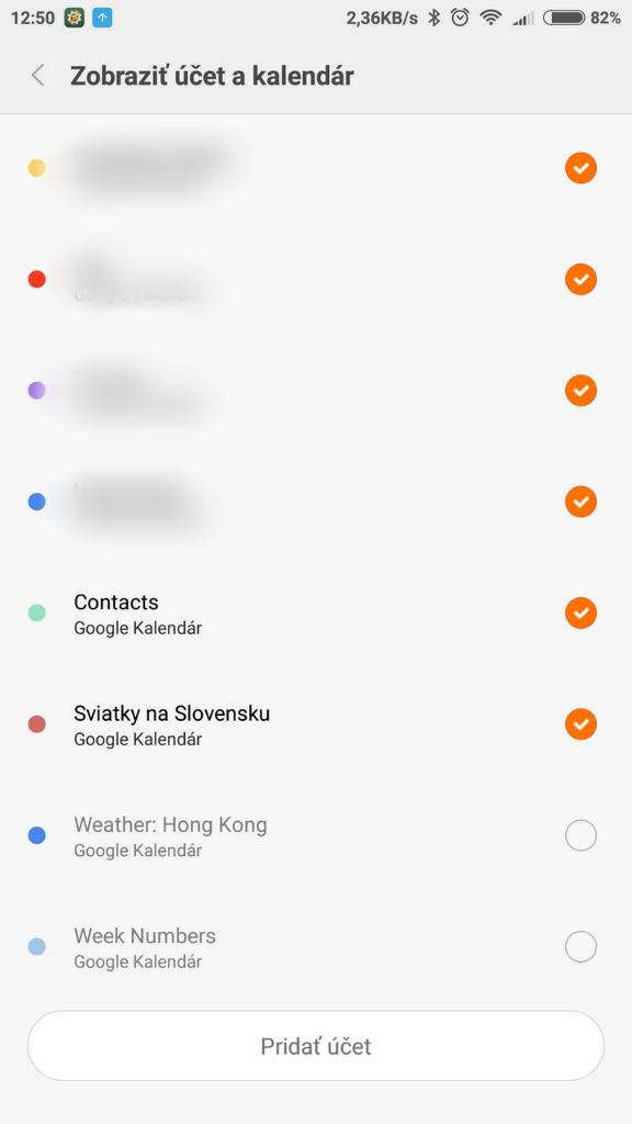 google kalendar svatky Svatky v kalendáři   MIUI CZ&SK google kalendar svatky
