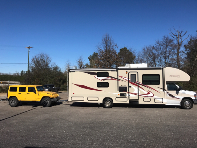 Flat Towing - Page 3 - Jayco RV Owners Forum