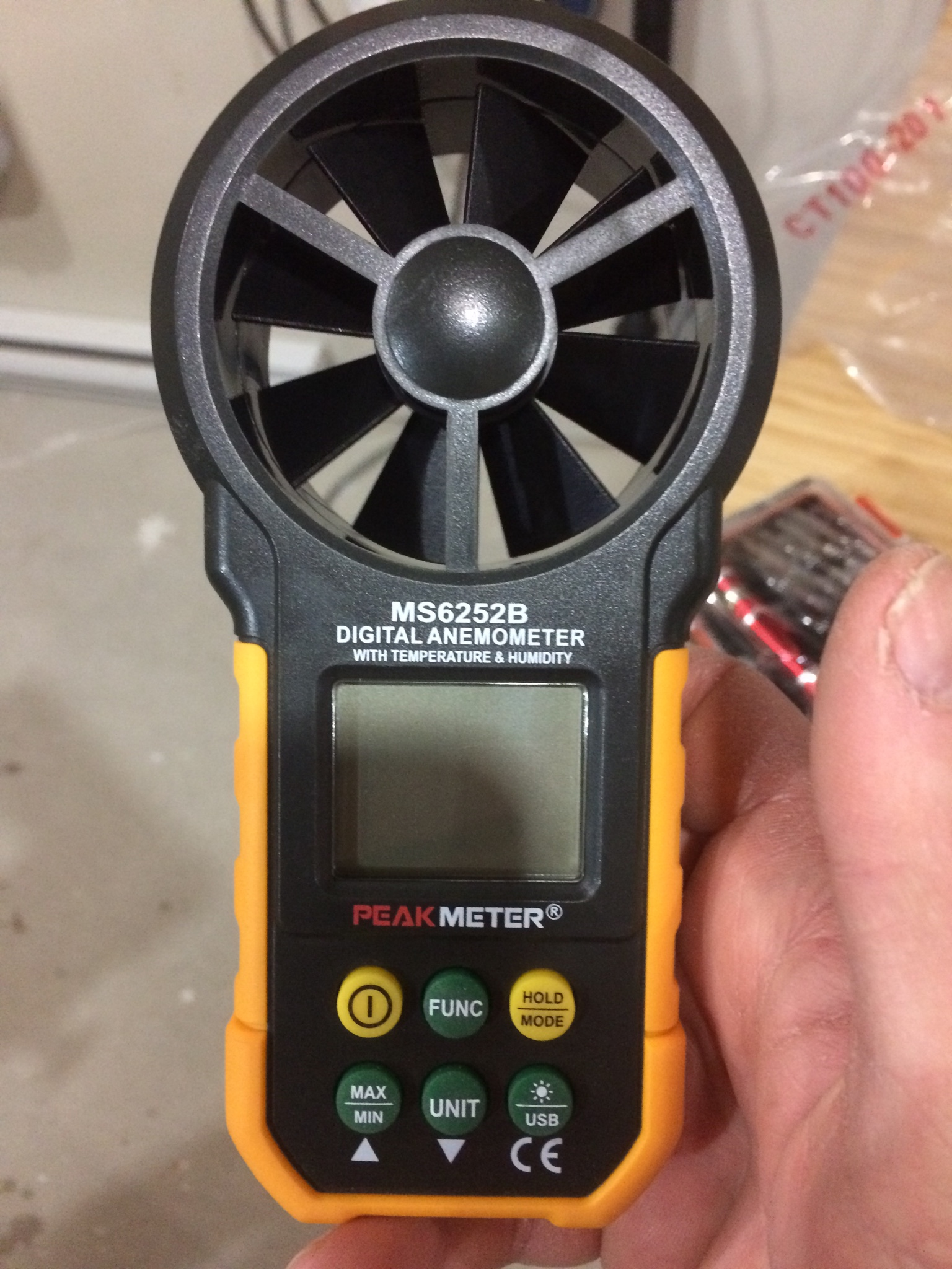 How to use my anemometer for cfm? - Canadian Woodworking and