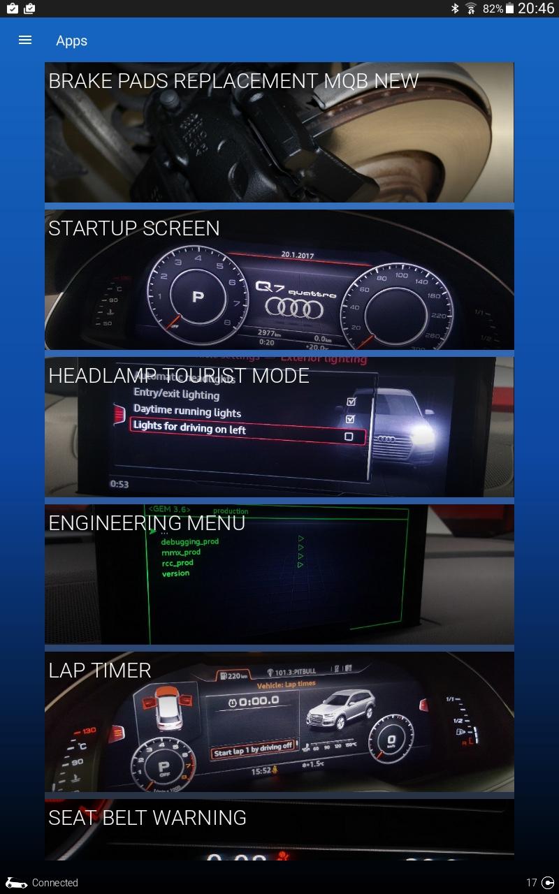 Q7 (4M) Coding [Archive] - Page 2 - VW Audi Forum - The #1