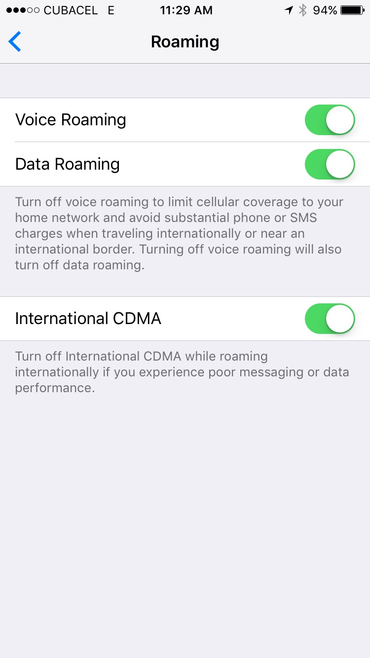 Sprint International Value Roaming Speed Tests - Page 2