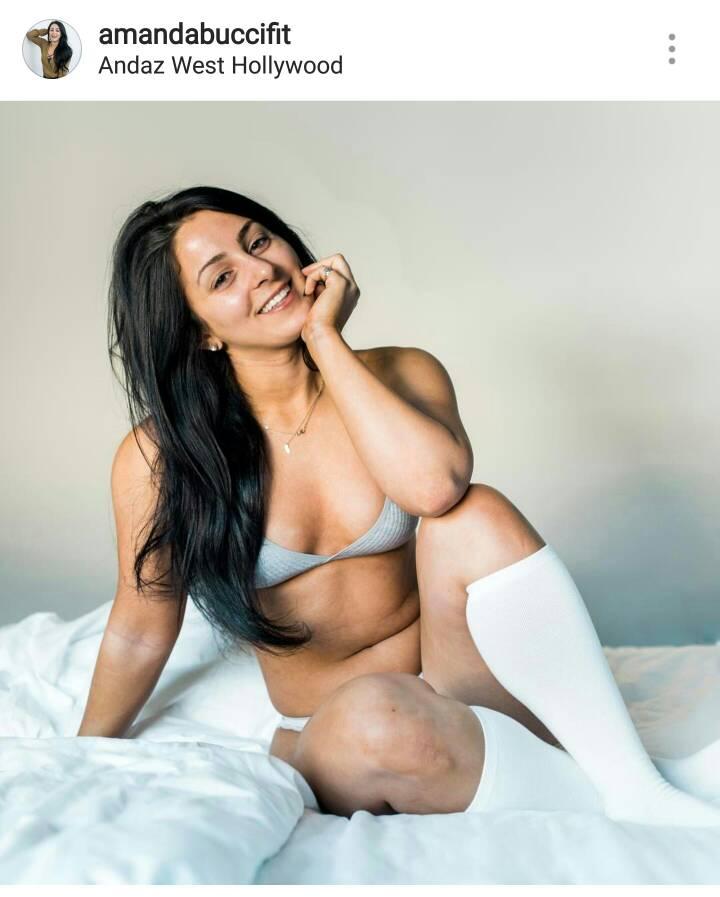 Amanda Bucci Nude Photos 53