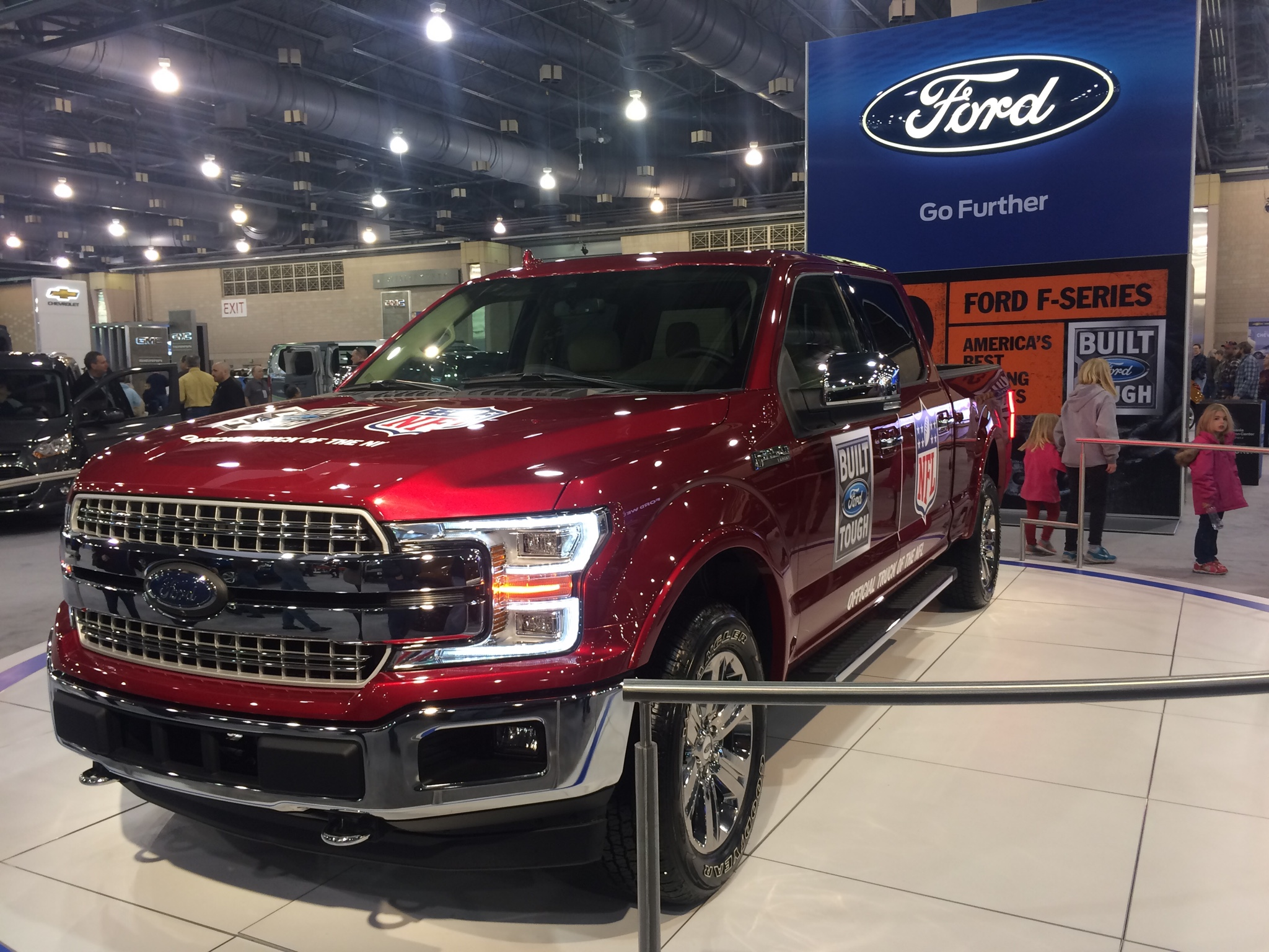 2018 F-150 - Diesel Engine, Refreshed Look - Ford F150 Forum
