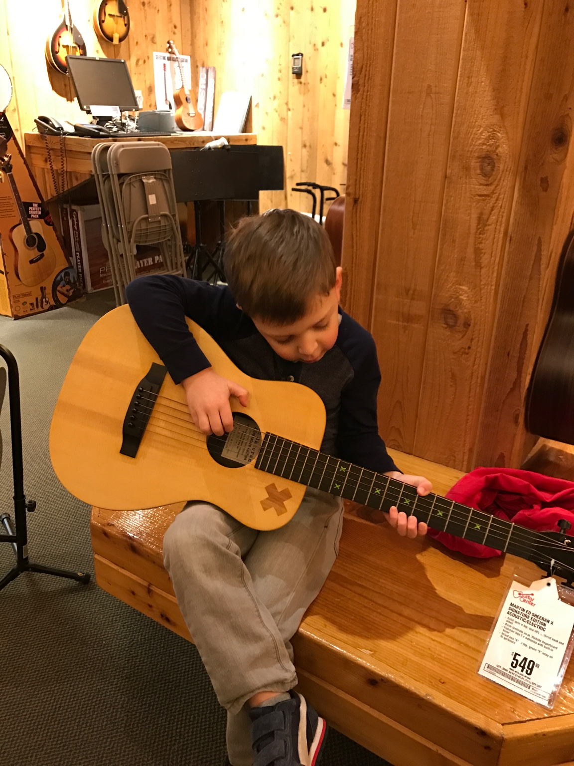 Guitar For 5 Year Old : first guitar for a 5 year old the acoustic guitar forum ~ Russianpoet.info Haus und Dekorationen