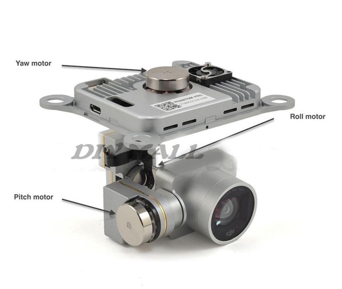 camera gimbal motor help | dji phantom drone forum