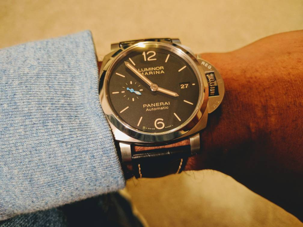 Would you ever buy a Panerai? - Page 20