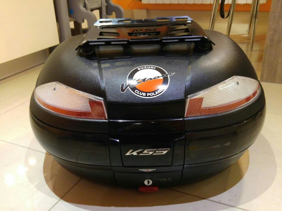 Całkiem nowy wyglądają dobrze wyprzedaż buty wykwintny styl Kufer centralny Kappa K53N , boczne K40N