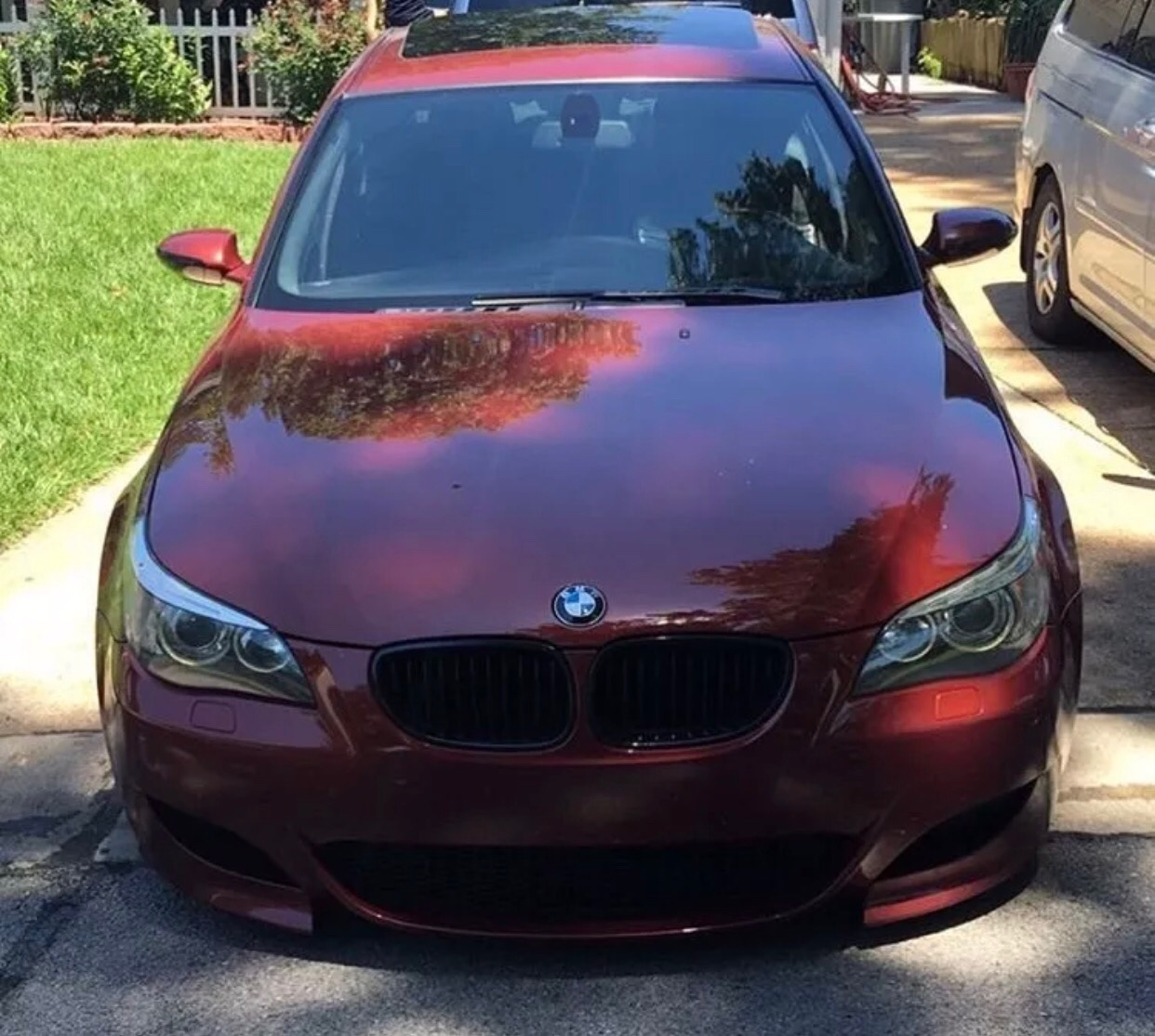 E60 (03-10) For Sale 2006 BMW M5 Indianapolis Red