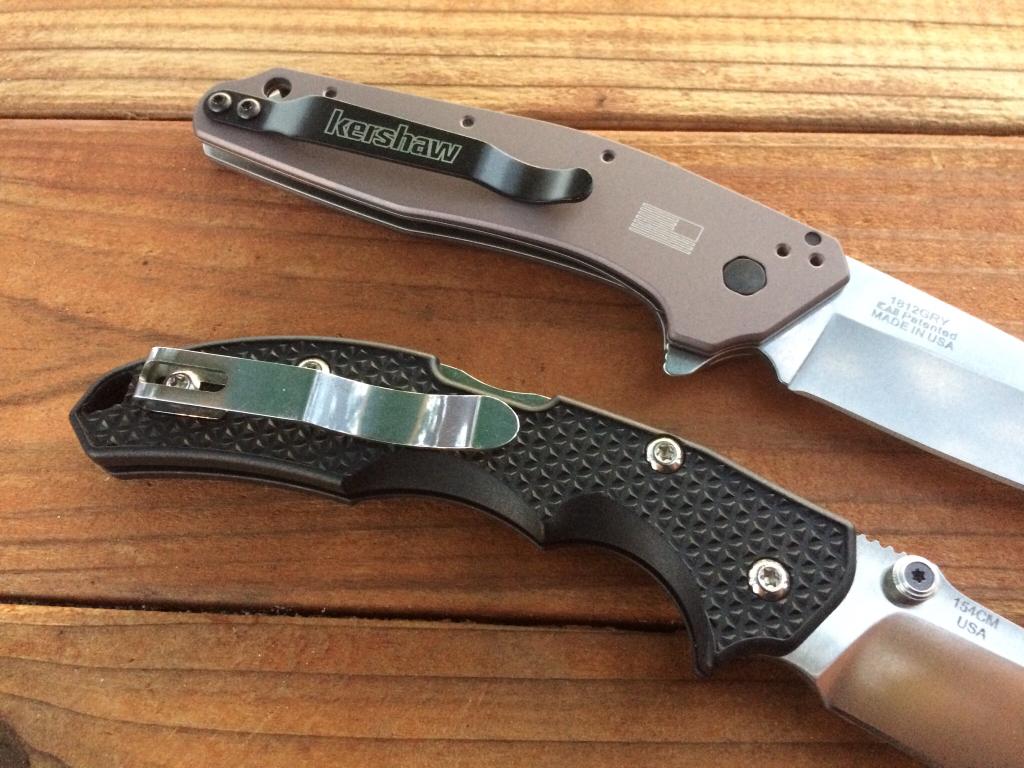 Kershaw Dividend and Boker Patriot - AR15.COM
