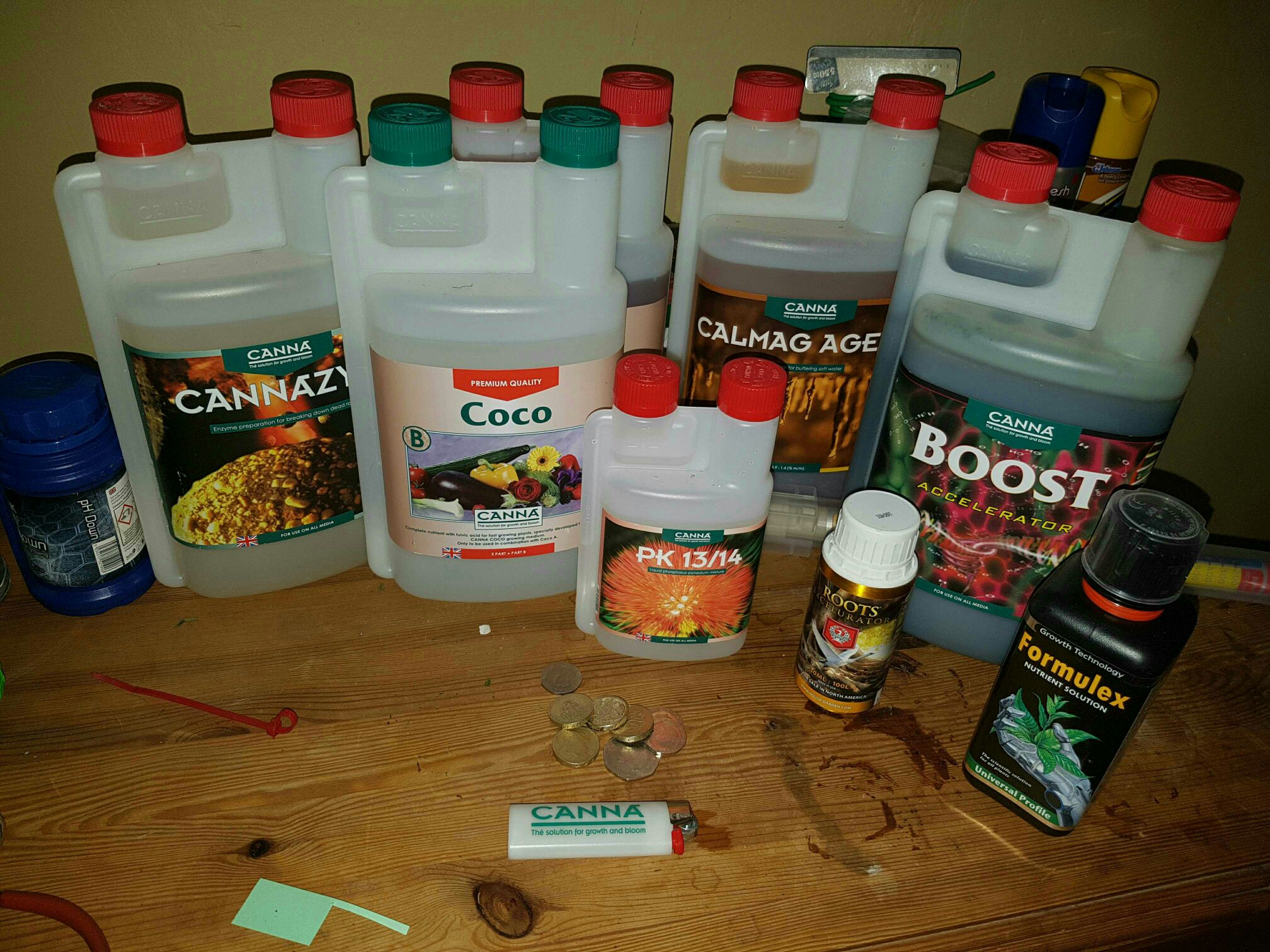 Canna coco full range feeding guide please guys | The