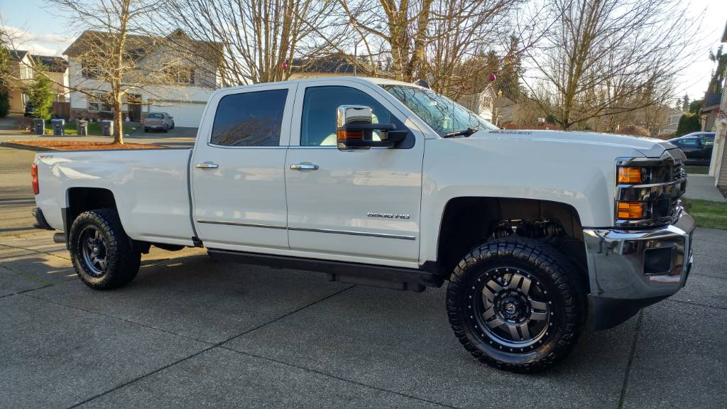 Nitto Ridge Grapplers Are Awesome Wheels Tires Amp Tpms