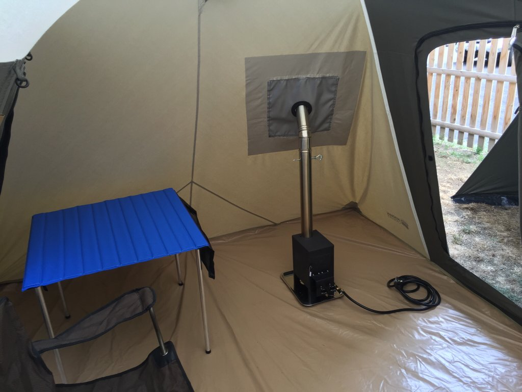 Awesome Kodiak Canvas Flex Bow Or Cabin Tent Rokslide Forum Home Remodeling Inspirations Genioncuboardxyz