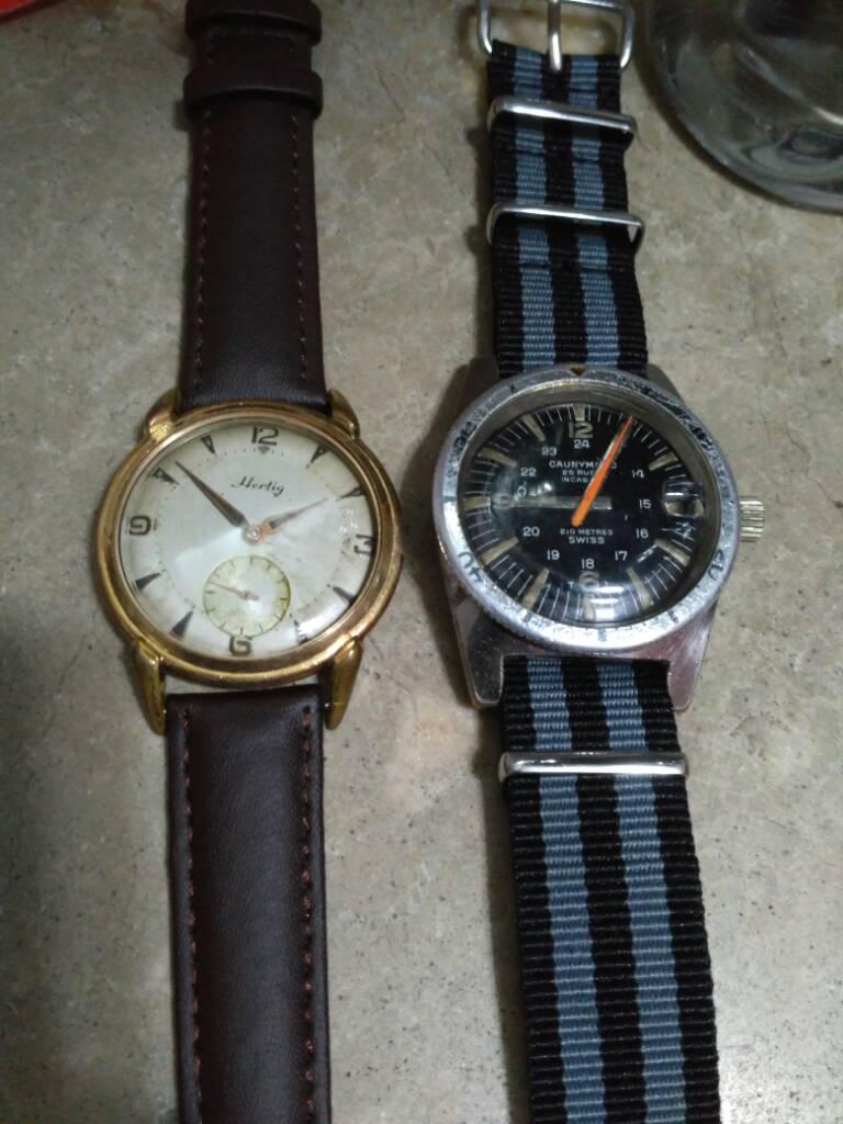 O meu relógio tem uma história 283f74321ca5e6084d976976c9b72993