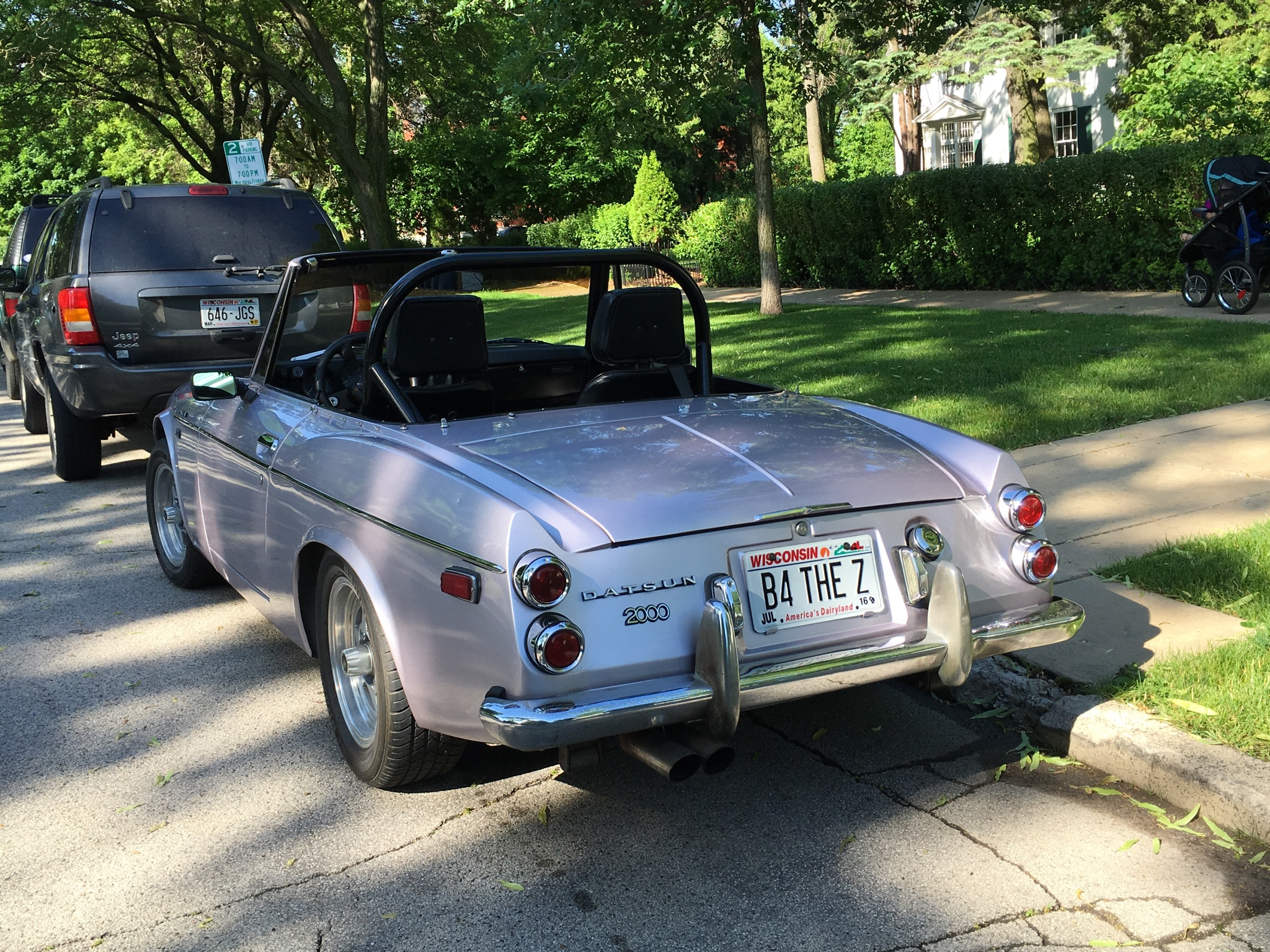 VWVortex com - Before the Miata there was the Datsun Roadster