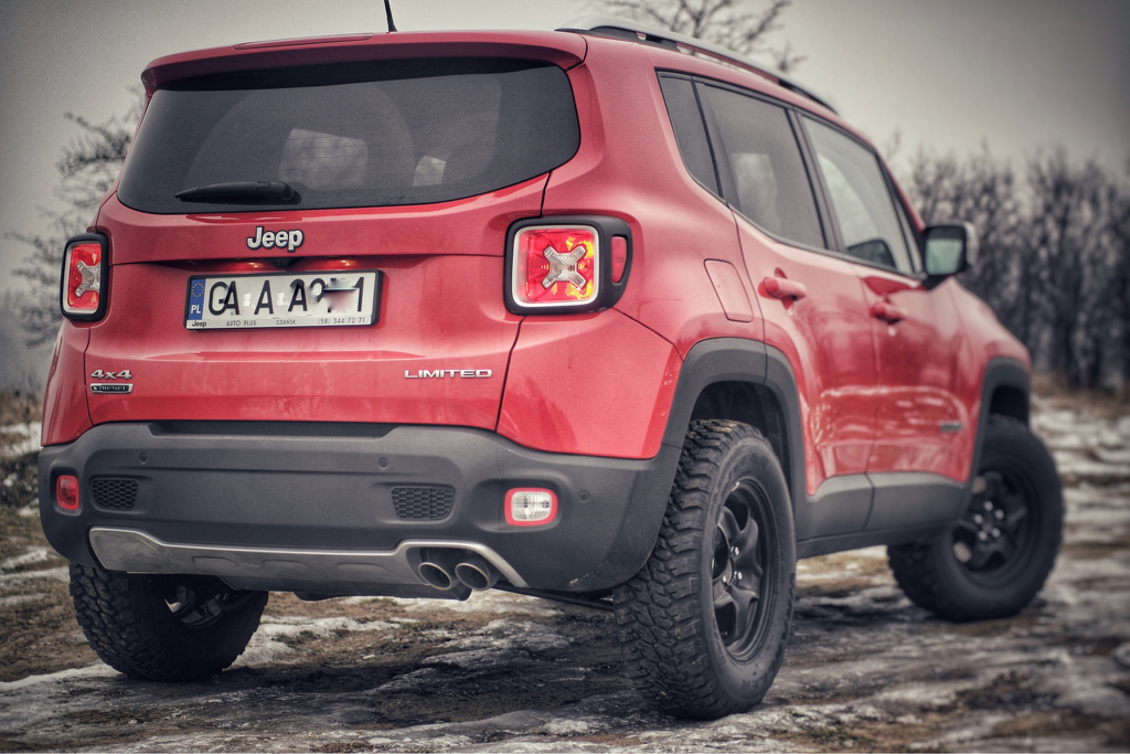 Jeep Renegade Lifted >> Mike's Renny 2.0 Diesel Limited 4x4 - Jeep Renegade Forum