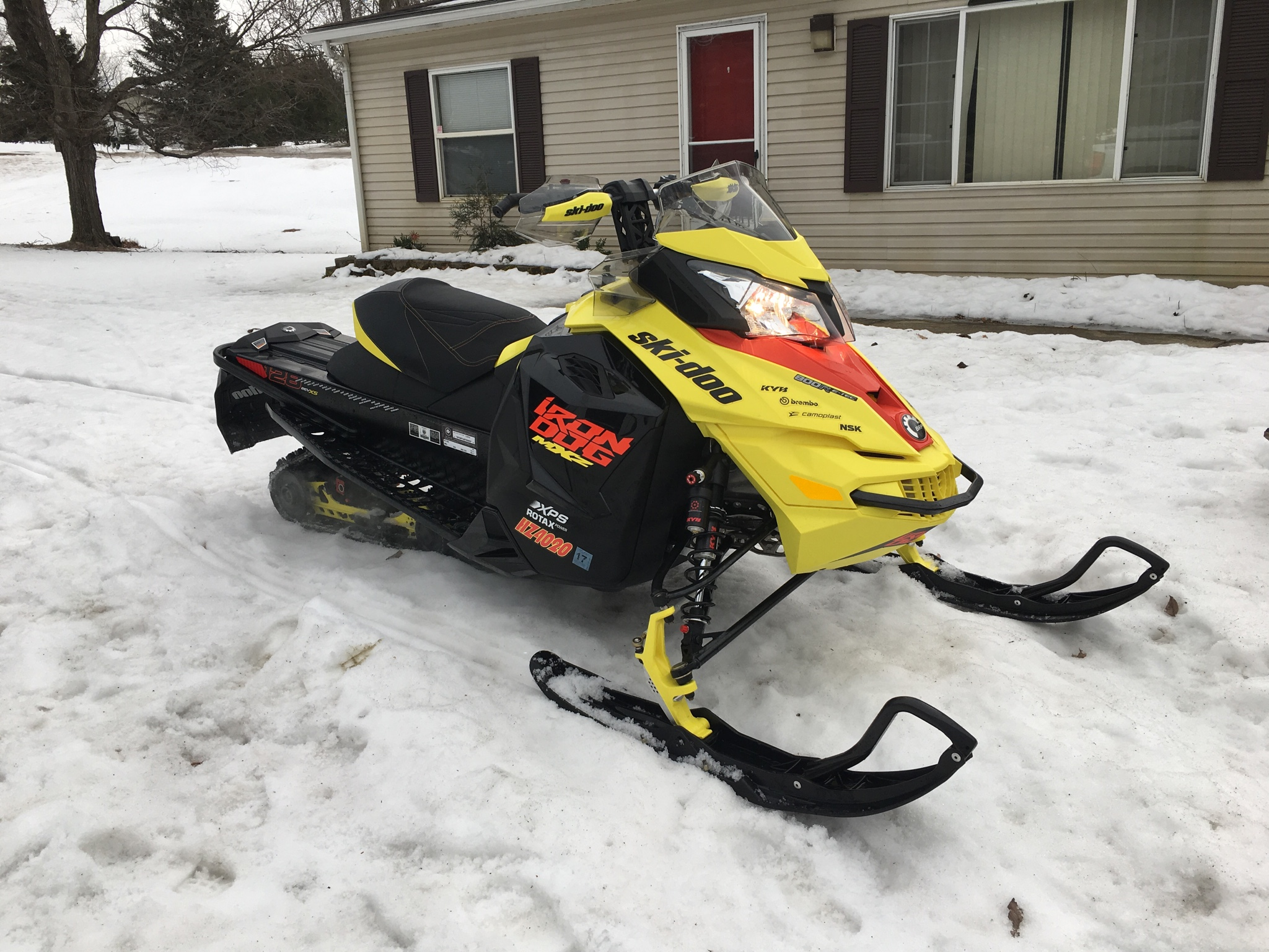 20155 xrs iron dog 800 etec sleds for sale dootalk forums