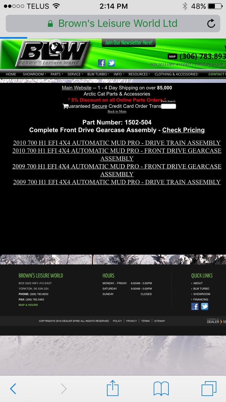 Arctic Cat 2007 Atv Prowler Xt Service Manual Wiring Download M