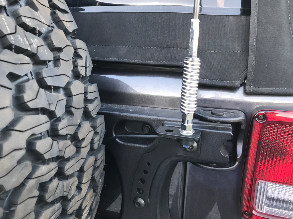 Cb Install Jkowners Com Jeep Wrangler Jk Forum