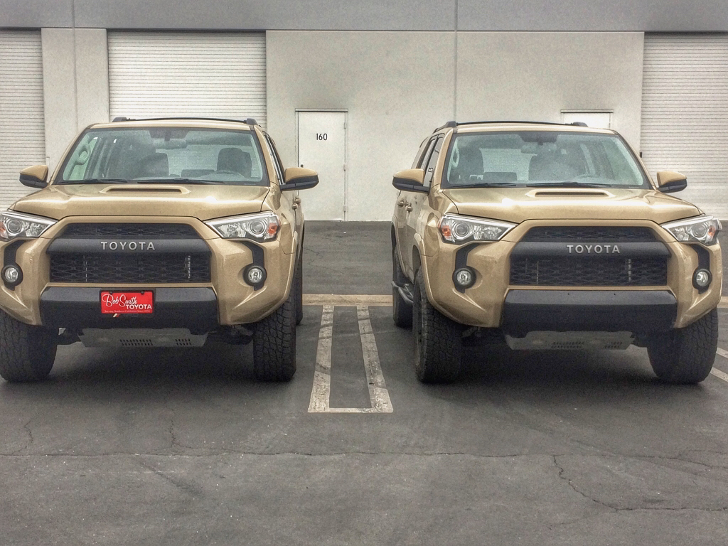 5th Gen Spotted Thread Page 147 Toyota 4runner Forum Largest