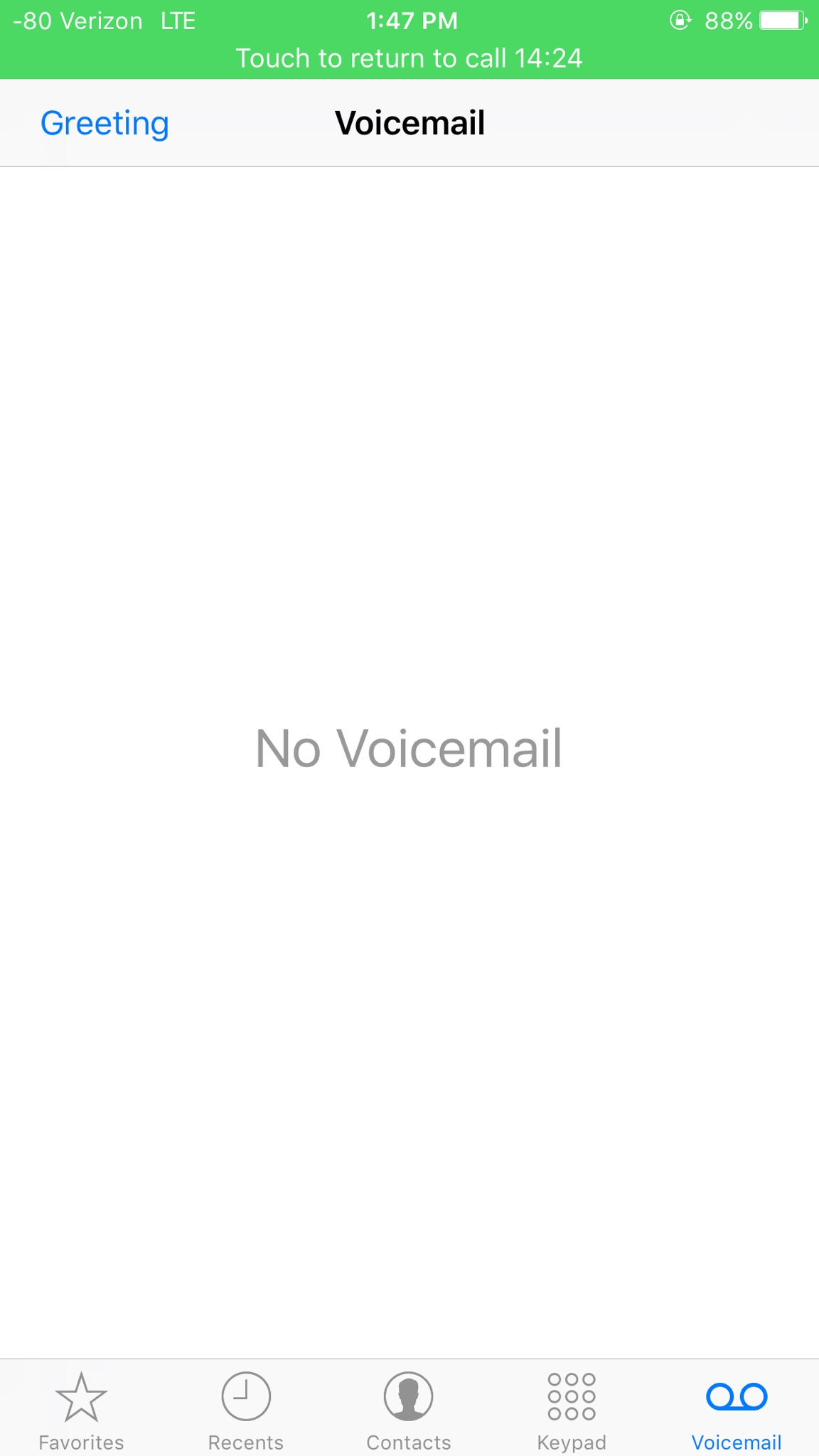 Verizon voicemail migration i go to check my messages and it wasnt set up and when i set it up all the messages are gone i cannot be more frustrated right now kristyandbryce Gallery