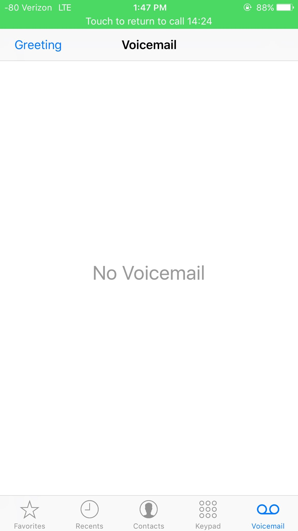 Verizon Voicemail Migration