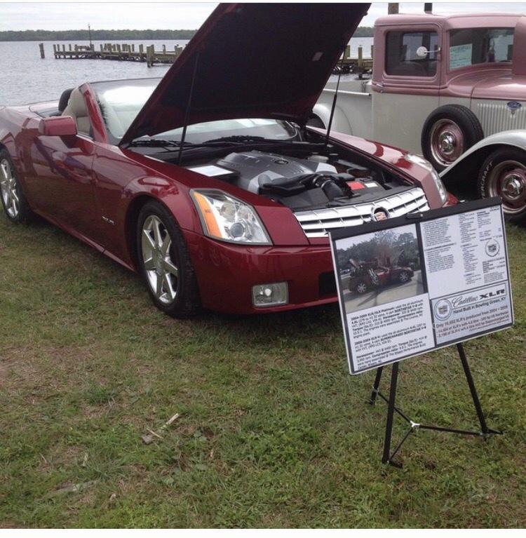 Reproduction Window Sticker - - Cadillac XLR Forum