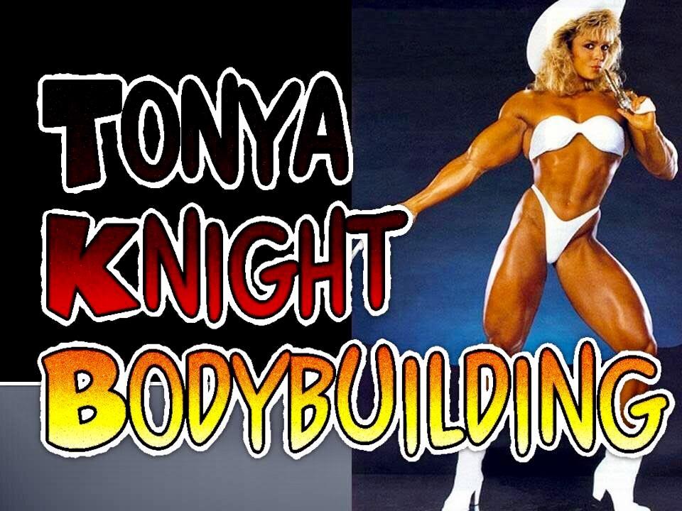 1991 Ms. International Arnold Classic Winner, Tonya Knight Q&A!!! 6eaea49a08e3560dfbad764d58ffa45e