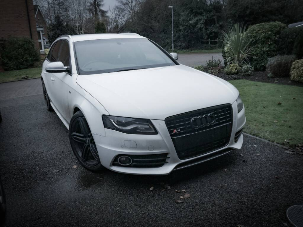Time to De-Chrome > Grill thoughts?? | Audi-Sport net