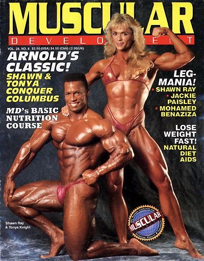 1991 Ms. International Arnold Classic Winner, Tonya Knight Q&A!!! C87384ae076320a97c0838bfd573181c