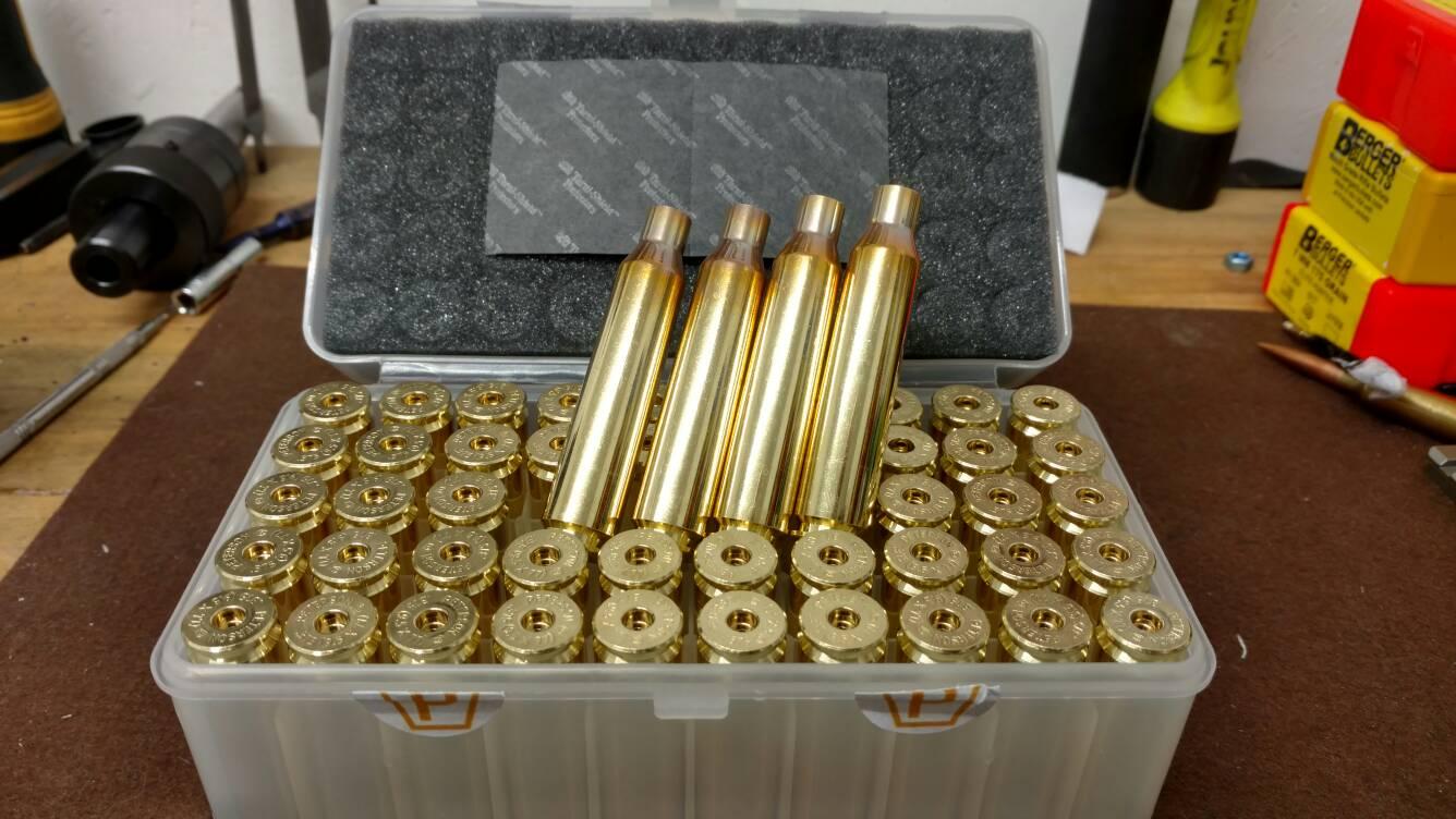 Peterson 375 (9 5X77) brass