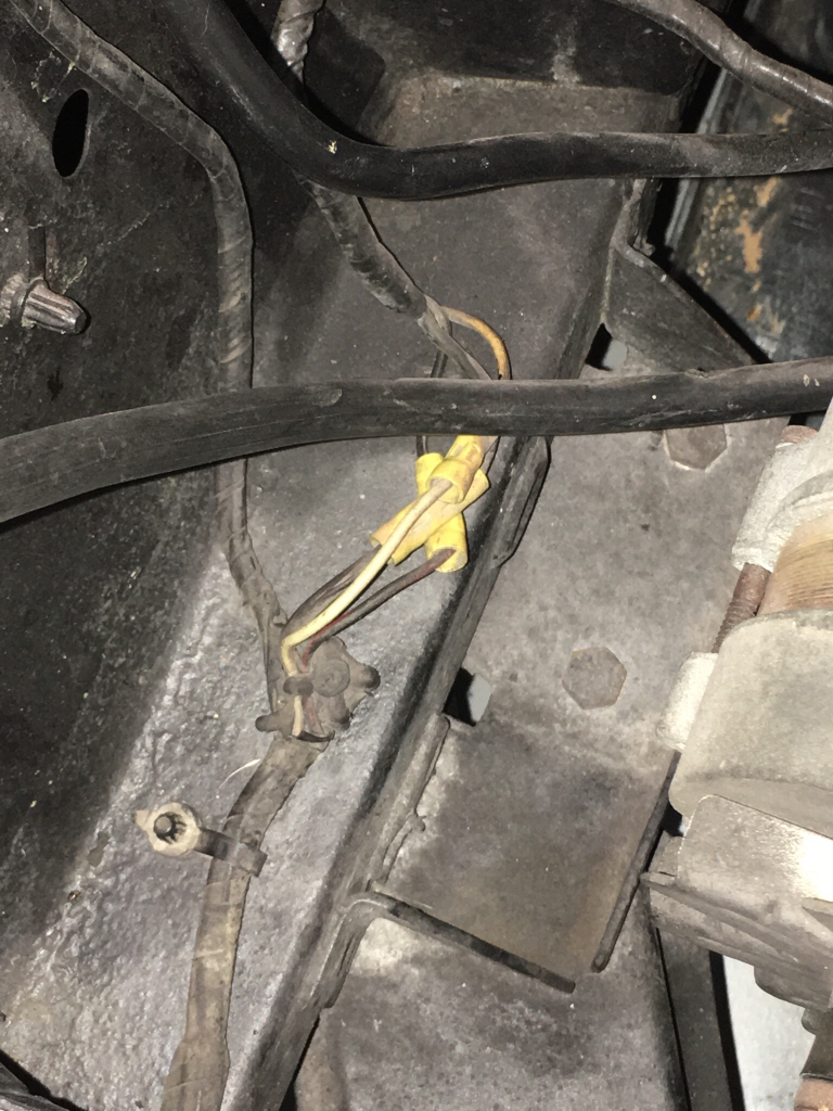 Alternator Wiring Harness And 3 Wire Connector Vintage Mustang Forums Plugs A00c776ab3308accae3835c738e86990