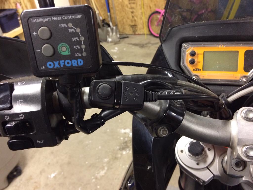 Rigid Ignite Led Lights Adventure Rider Kc Wiring Diagram To Highbeem Img