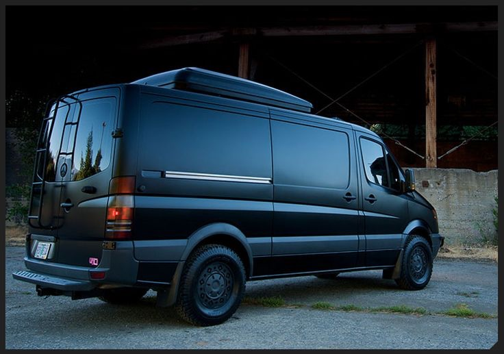 On low and high roof vans. & Roof top Tent-Anyone have one? - Sprinter-Forum
