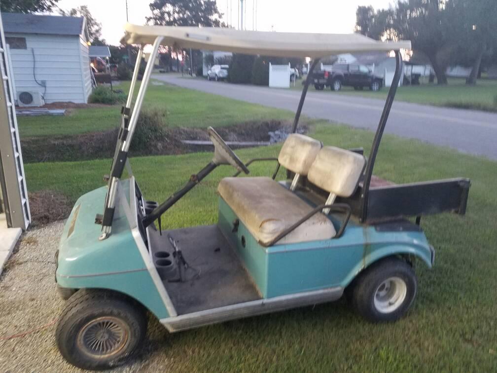 Buggies Gone Wild Golf Cart Forum - 1996 Club Car DS ...