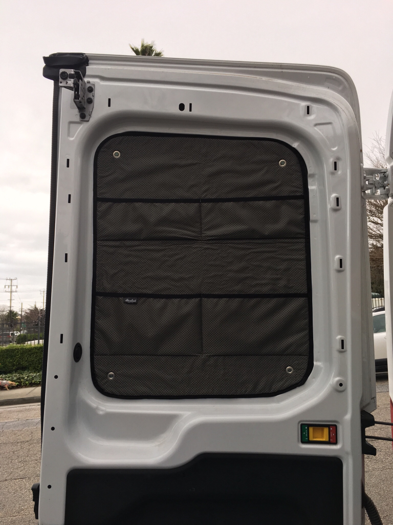 2017 Ford Transit 350 Cargo Van >> Insulated Window Covers - Ford Transit USA Forum