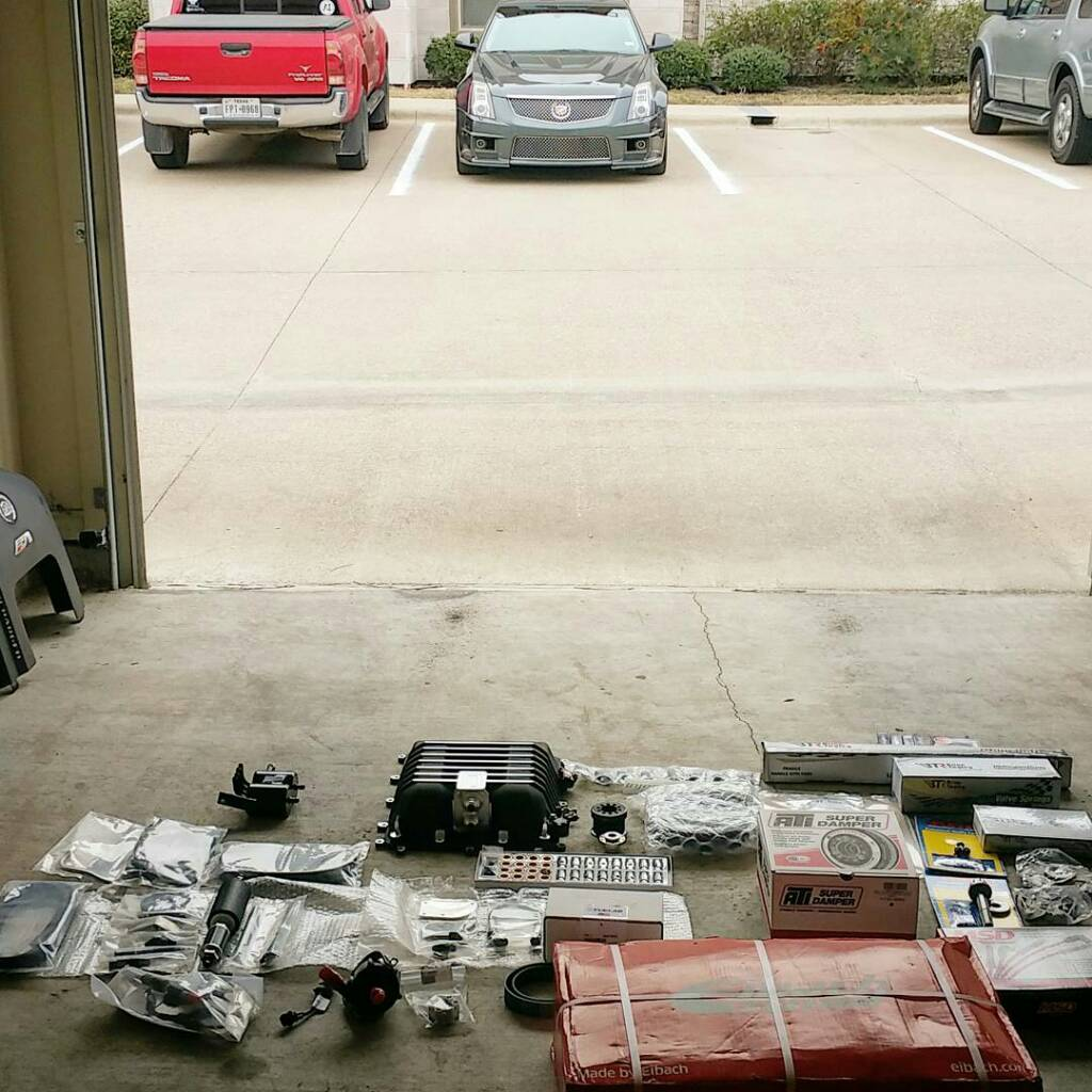 What Did You Do To For Your V Today Page 17 Varimax Pump Wiring Dropped Off The Car Other Day Get Built