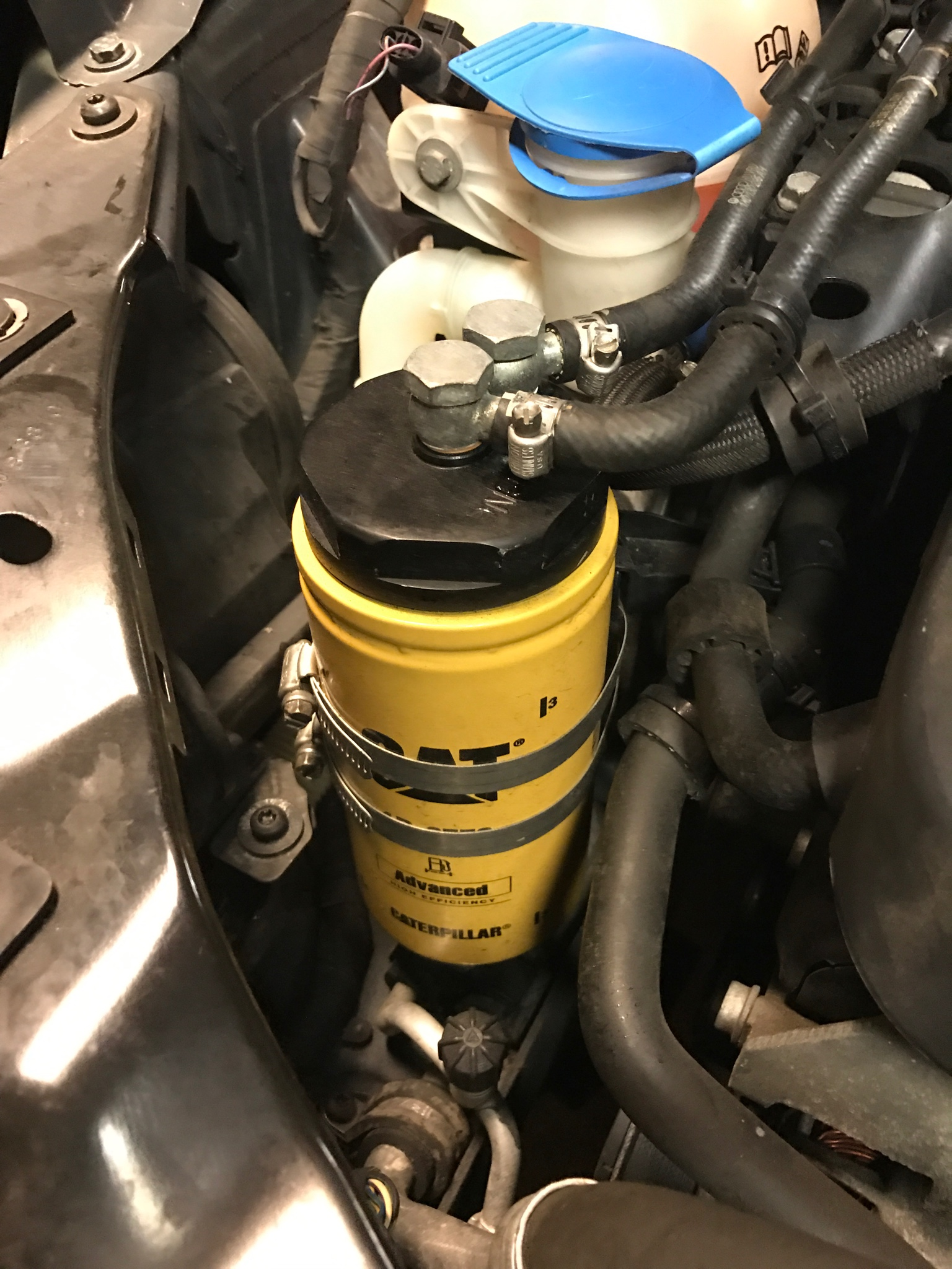 2004 Duramax Fuel Filter Housing Fs Nictane Cat Adaptor Tdiclub Forums Sent From My Iphone Using Tapatalk