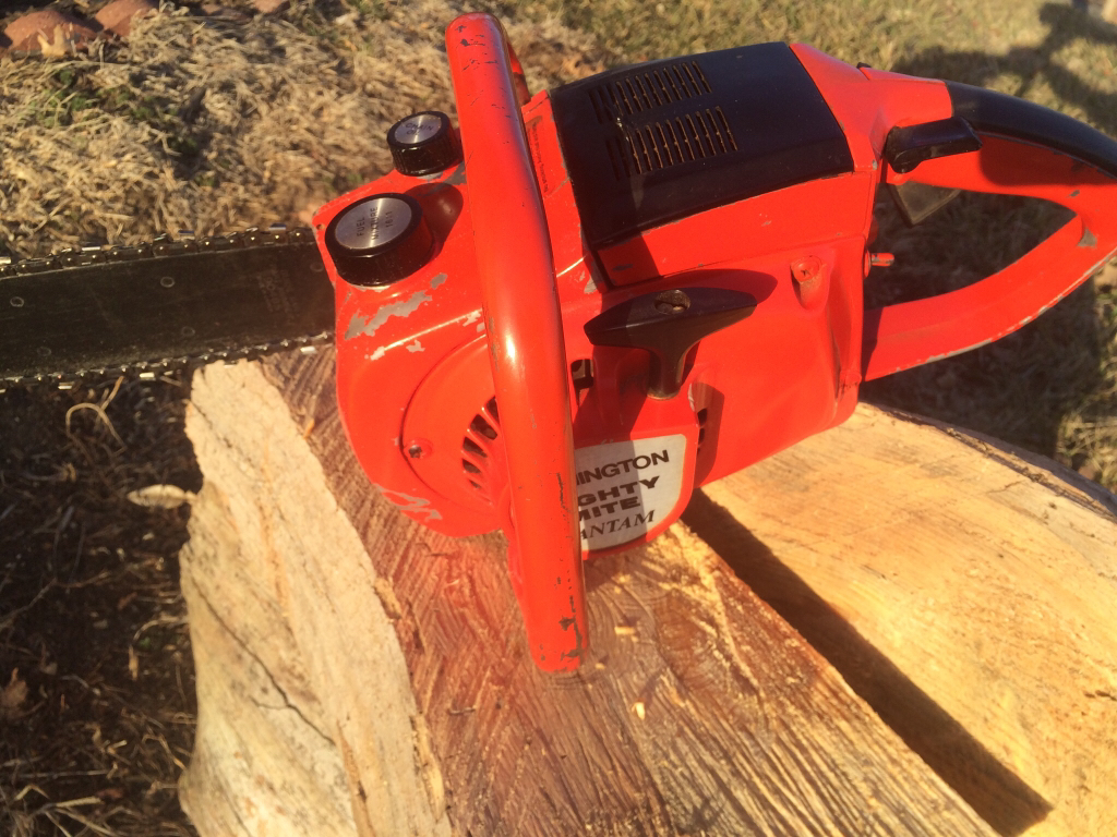 Remington mighty mite help arboristsite actually works quit well greentooth Image collections