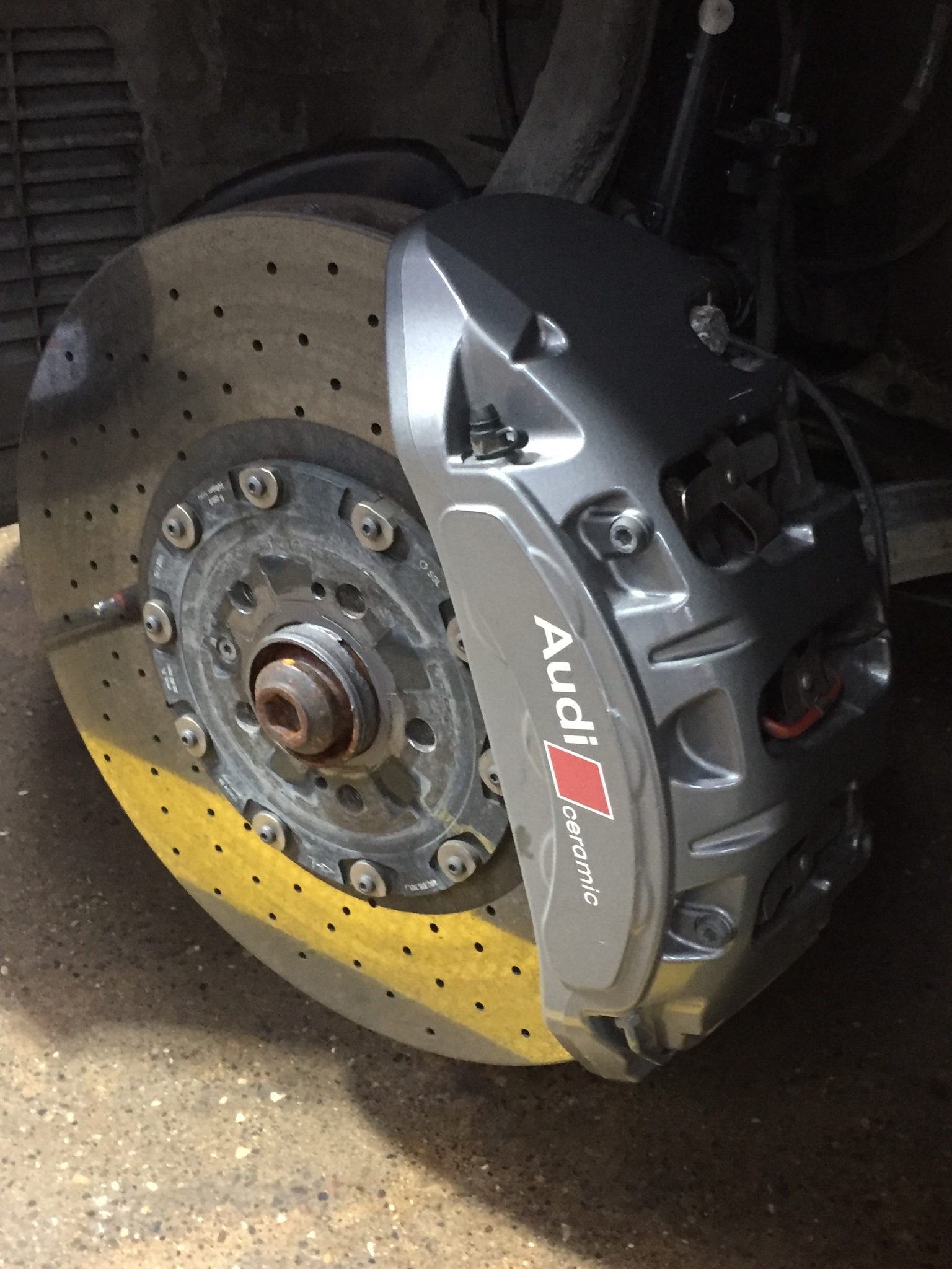 carbon ceramic brakes - Page 2 - Tuning and Modifications
