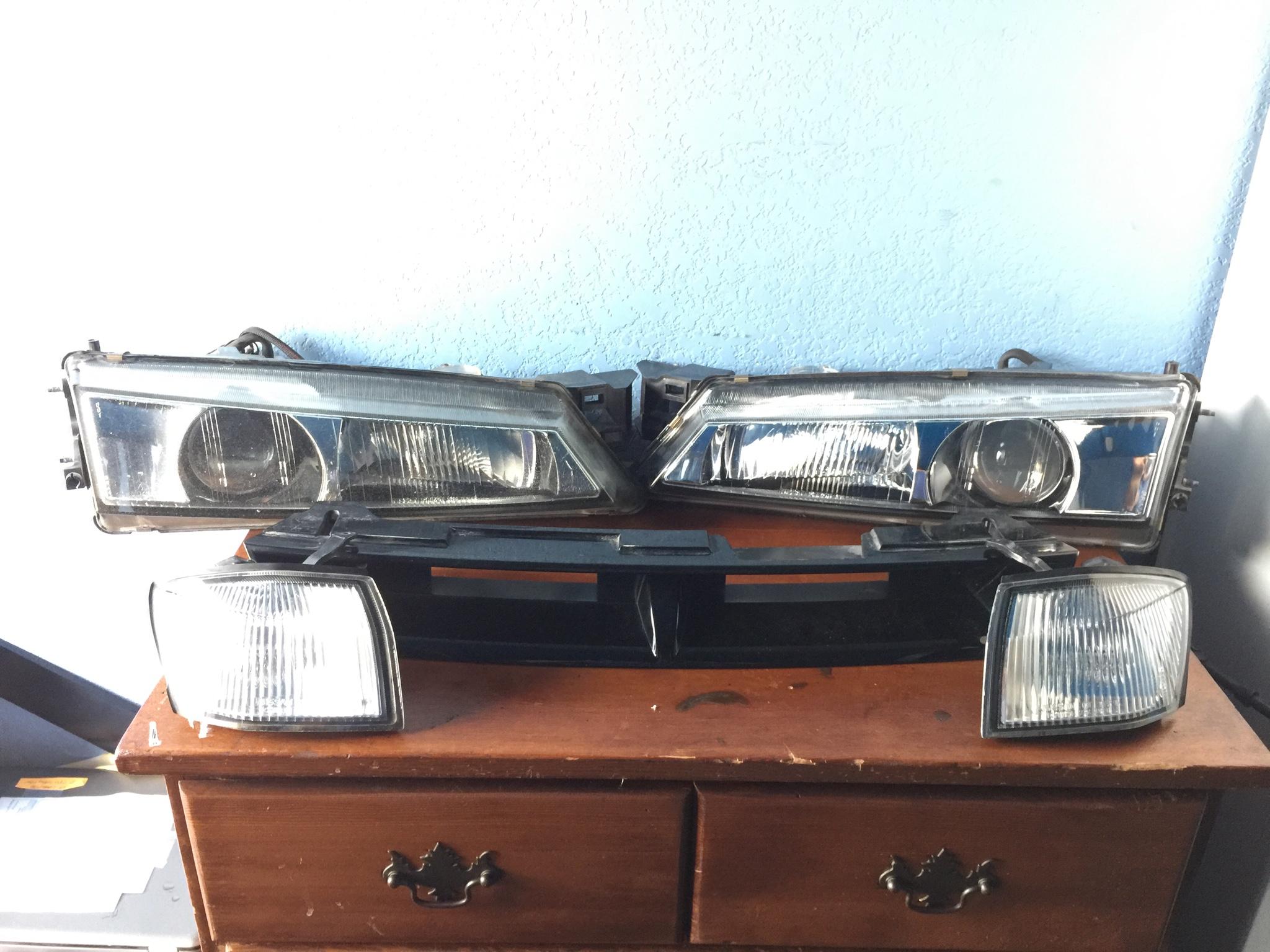 CA S14 usdm kouki headlights. - Zilvia.net Forums | Nissan 240SX ...