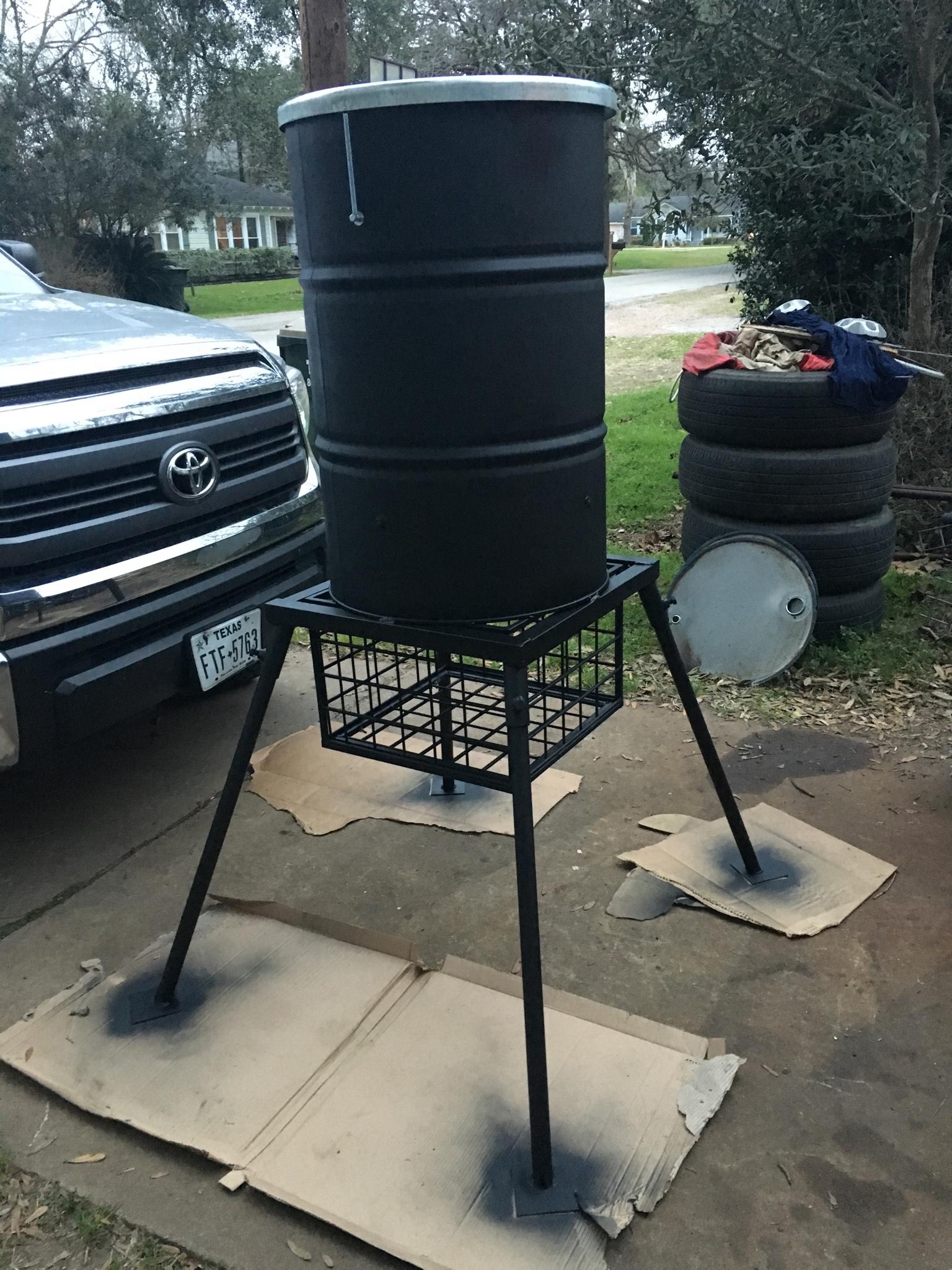 Anyone make a heavy duty varmint cage