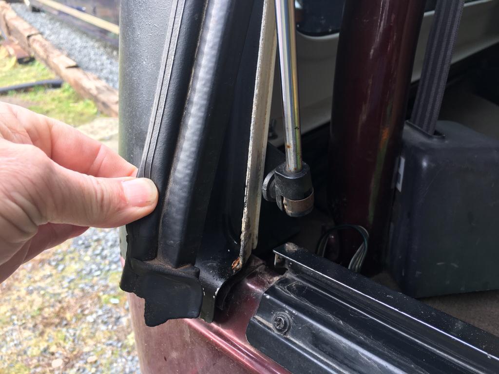 Hard Top Rear Window Leak Fix Jeep Wrangler Forum