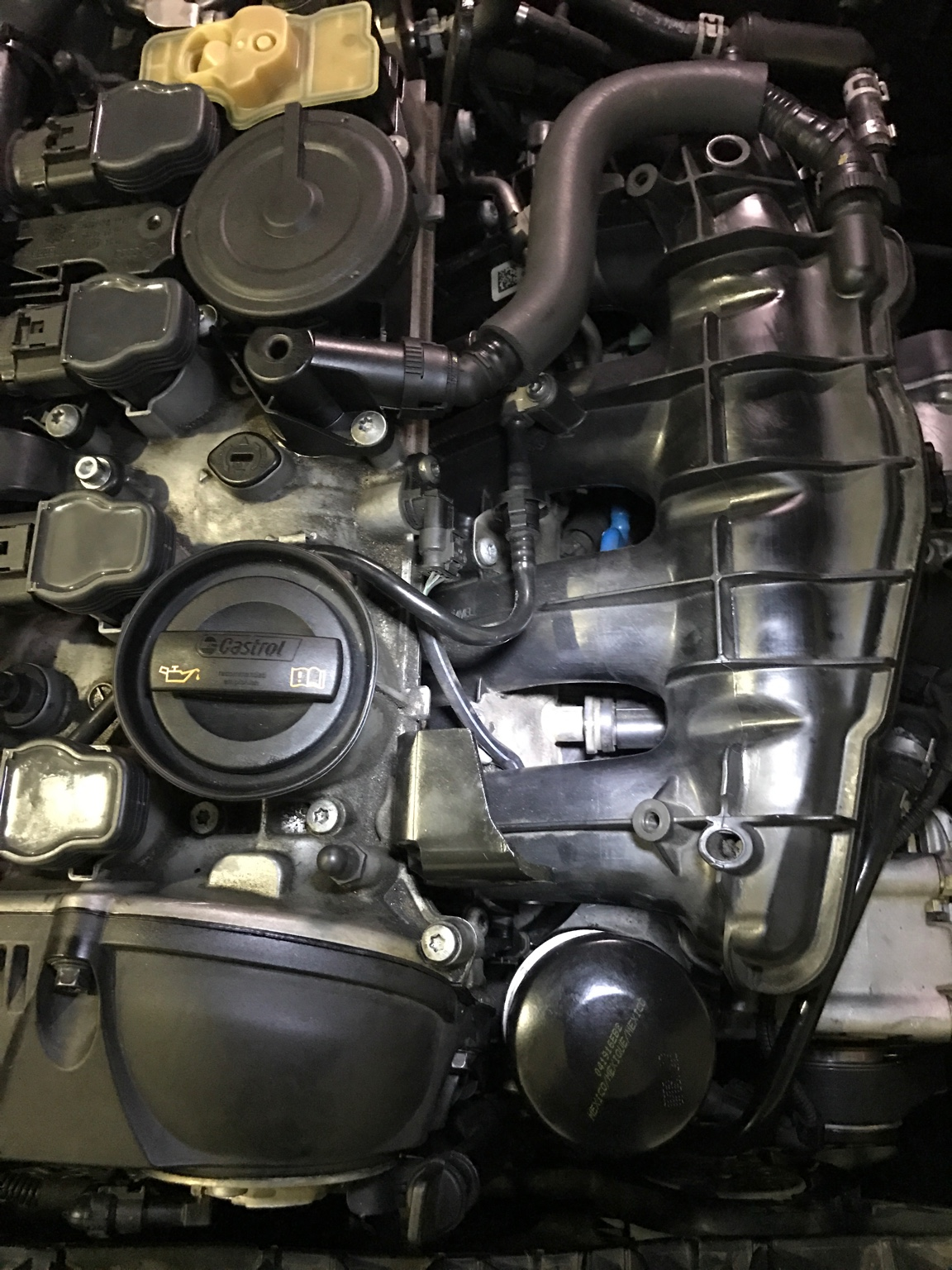 fuel pressure sensor g247 circuit malfunction