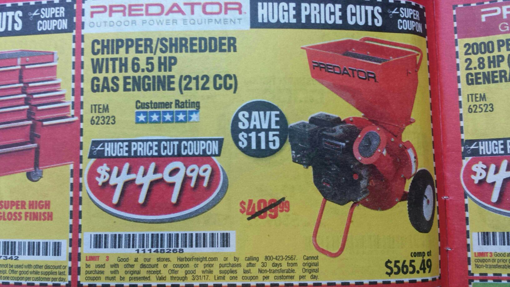 Harbor Freight Coupon Thread Archive Page 37 The Garage