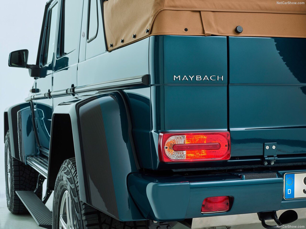 2018 mercedes-benz g650 maybach landaulet | mybroadband