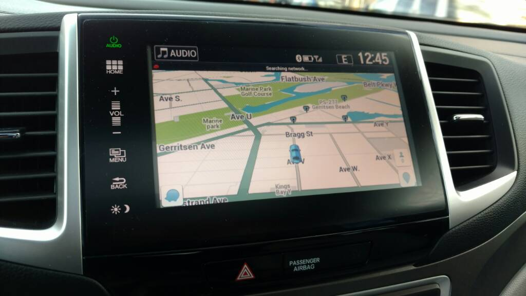 Honda pilot navigation hack | Auto News
