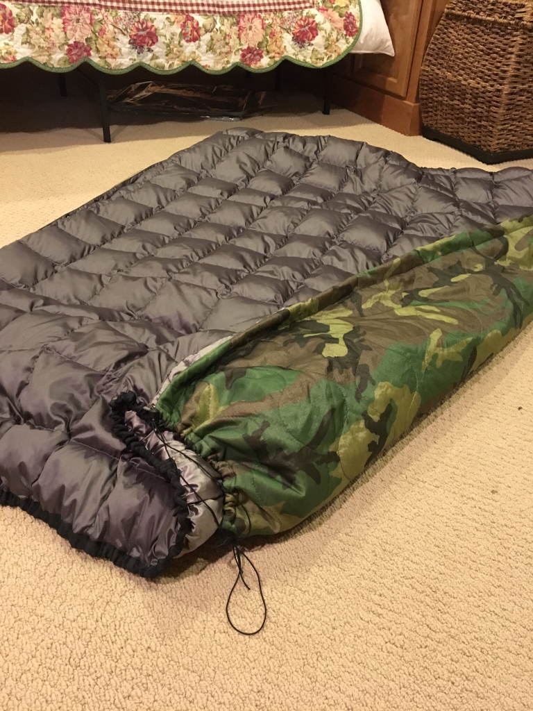 thread  modular layered underquilt modular layered underquilt  rh   hammockforums